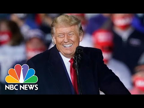 Live: Trump Holds Campaign Rally In Georgia | NBC News