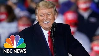Live: Trump Holds Campaign Rally In Georgia   NBC News