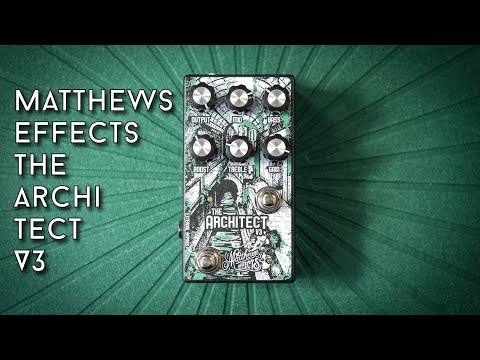 Just Another Klon Or THE Klon? Matthews Effects Architect V3 Review