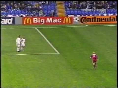 Real Madrid v Bayern 2000 (Part 1)