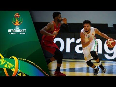 Morocco v Angola - Full Game - FIBA AfroBasket 2017