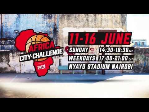 Africa City- Challenge - 11-16 June