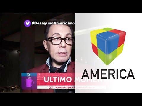 Marcelo Polino contra Andrea del Boca: El que agarra guita en este país no la devuelve