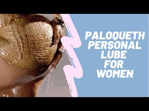 PALOQUETH Personal Lube For Women