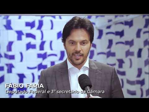 Fábio Faria faz alerta sobre perigos da pedofilia na internet
