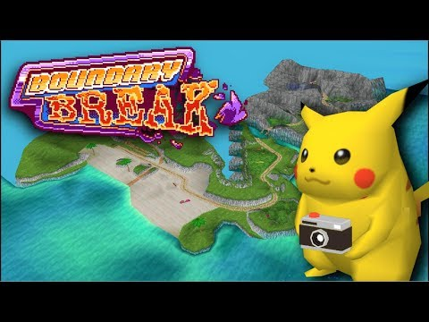 Off Camera Secrets | Pokemon Snap - Boundary Break ft. The Real Professor Oak (Stuart Zagnit)