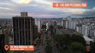 Painel Digital | Avenida Raja Gabalia (Bairro-Centro)