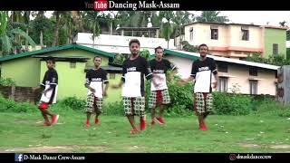 Best of Bollywood Dance Choreography | Dancing Mask-Assam