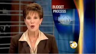 KGTV on Open Budget Process