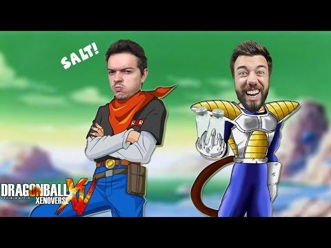 SALT ALERT! Choosing The Perfect Race in Xenoverse 2 Talk! | Dragon Ball Xenoverse Random Battles