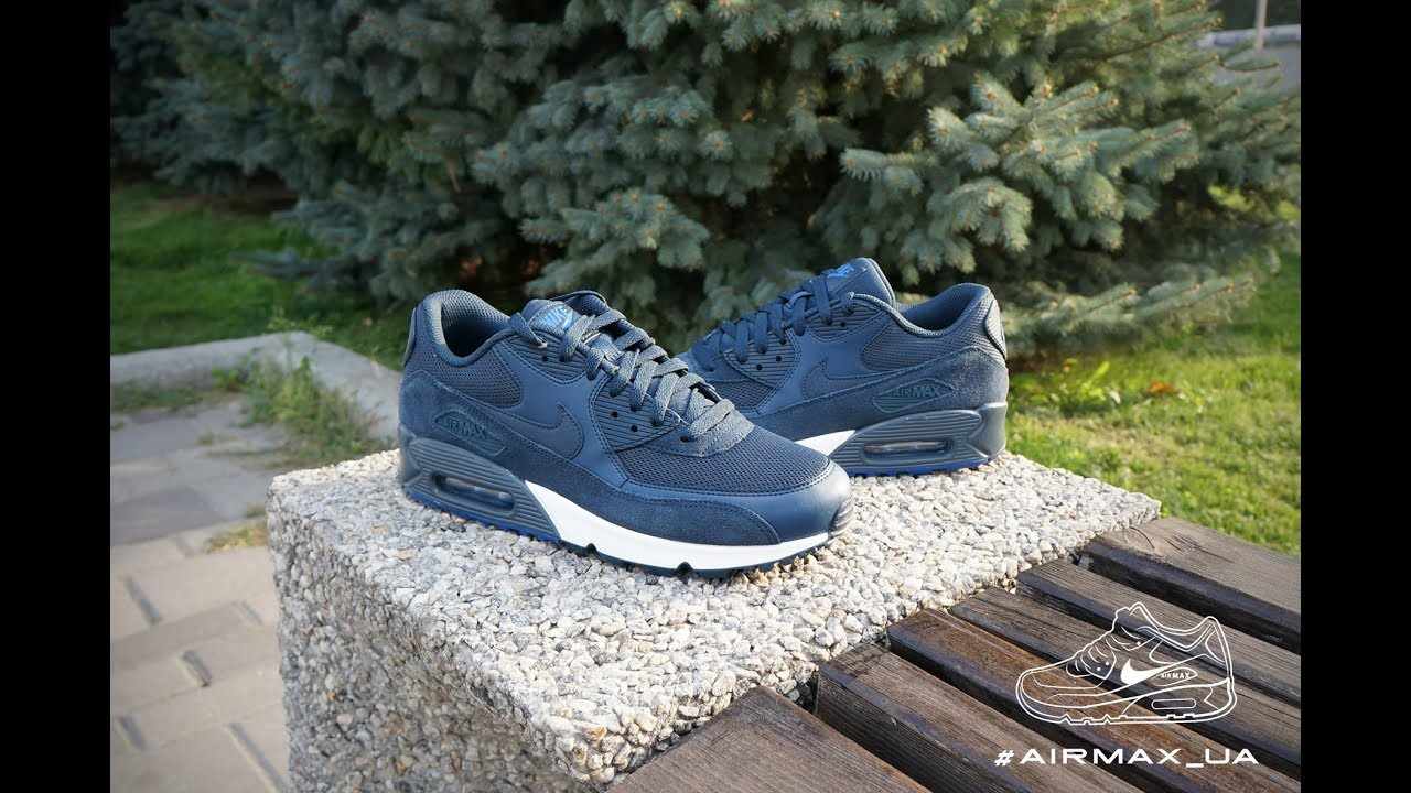 Nike Sportswear Shoes Air Max 90 Essential BlackStadium