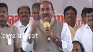 జగన్లా నేను కంత్రీ రెడ్డి కాదు  TDP MP JC Diwakar Reddy Fire on YS Jagan and Srikanth Reddy
