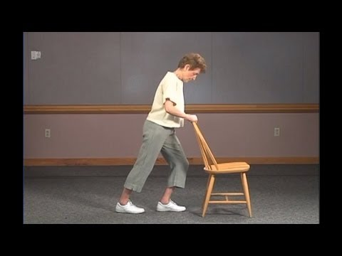 Standing Exercises for Older Adults