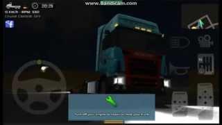 Обзор игры Grand Truck Simulator на андроид + установка скина Descripción del juego