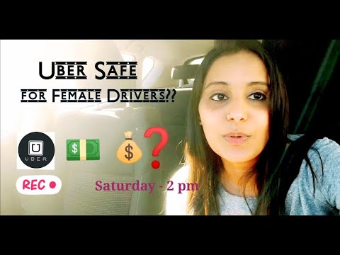Being Uber Driver For A Day | Sydney | Female Uber Driver