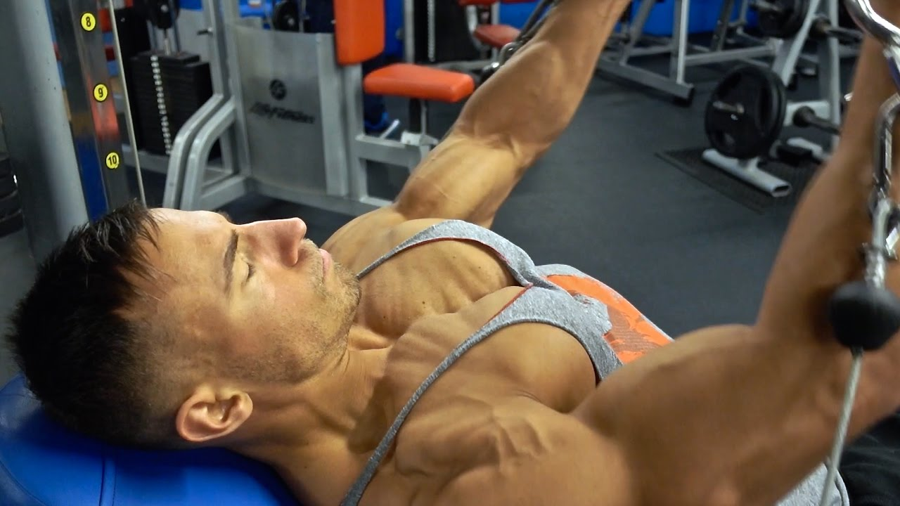 Image result for chest training