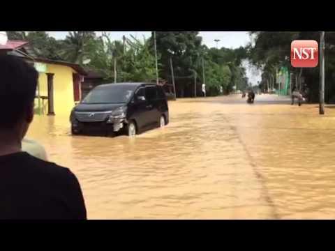 Floods in Kelantan, situation worsens