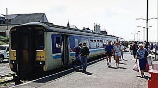 British Rail Vignettes June 1992 #7 Oban to Mallaig - cab views from 156s