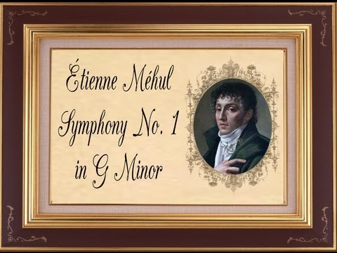 Mehul - Symphony No  1 In G Minor