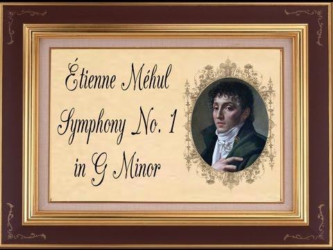 Mehul - Symphony No  1 In G Minor