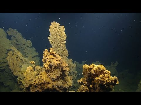 Bubbling Vents And Colorful Chimneys Of Volcanic Vailulu'u Seamount | Nautilus Live