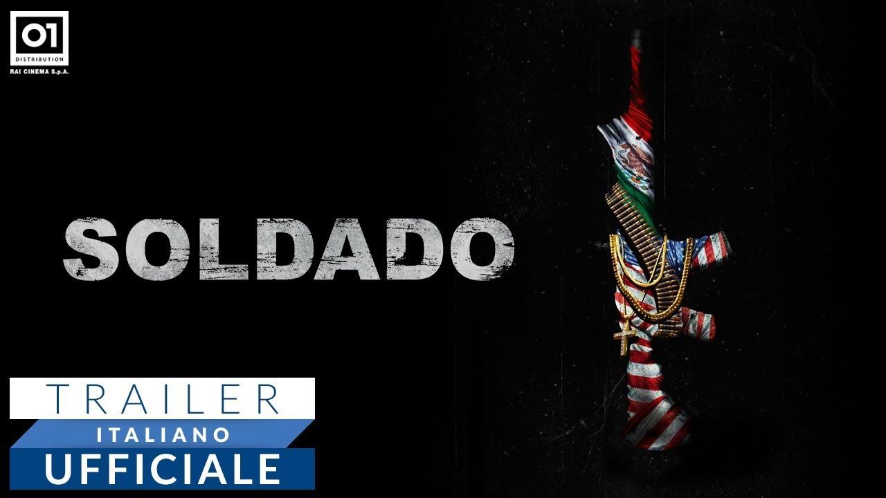 Download SOLDADO (2018) di Stefano Sollima - Nuovo trailer ufficiale italiano HD