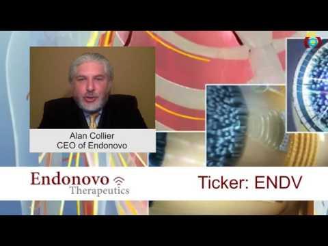 Interview with Endonovo (ENDV) CEO Alan Collier