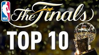 TOP 10 PLAYS from the 2017 NBA FINALS thumbnail