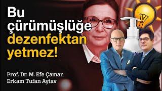 YENİ BAKAN MEHMET MUŞ'TAN SKANDAL! #Erdoğan #GüleGüle #RuhsarPekcan #dezenfektan