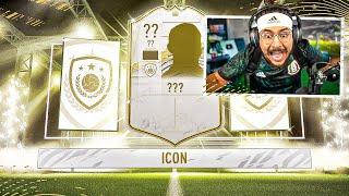 I FINALLY PACKED AN ICON!! FIFA 21
