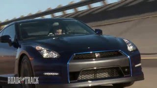 2012 Nissan GT-R Track Video