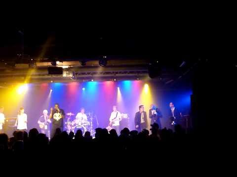 Leroy Sibbles and Asham band live @ Petrol,Antwerpen,20-04-2014