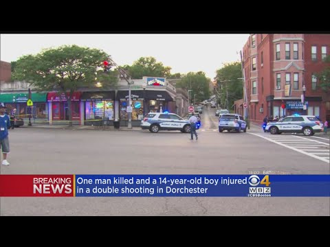 One Man Has Died In Dorchester Shooting
