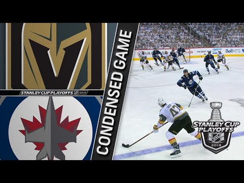 05/20/18 WCF, Gm5: Golden Knights @ Jets