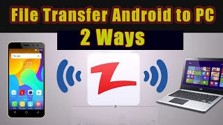 File Transfer Android to PC Using Zapya   Android WiFi File Transfer PC   Best File Sharing App 2020 screenshot 5