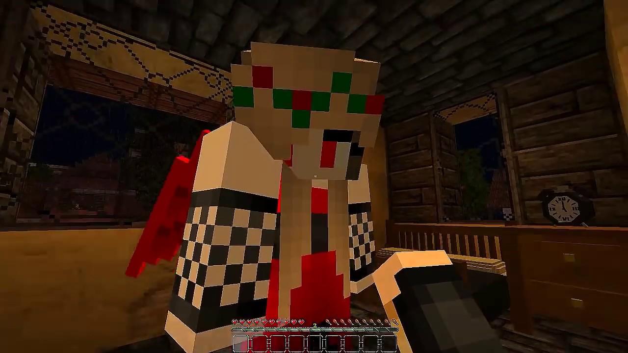 Download Minecraft: NAMORO DE VAMPIROS - PEDI A GAROTA VAMPIRA EM NAMORO !!! #6