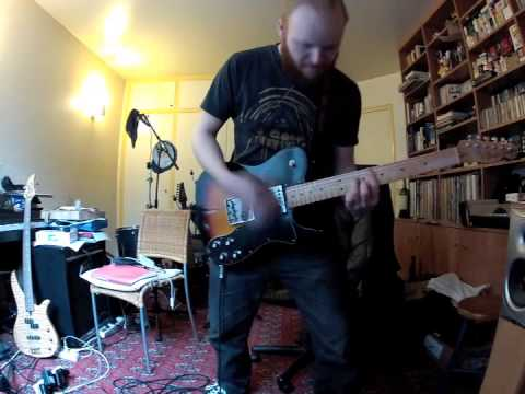 The Dillinger Escape Plan - The Threat Posed By Nuclear Weapons (Guitar Cover) mp3