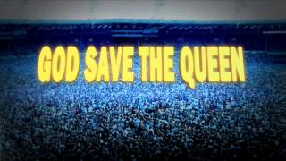 God Save The Queen - Remember Wembley 86 - Best World Tribute
