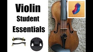 Violin Student Essentials