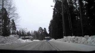 Rauhalahti, Kuopio, Finland.MOV