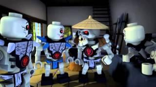 LEGO® Ninjago - Die Geheimnisse der Schmiede