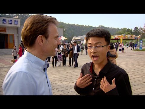 Recreation In North Korea - Panorama: Inside North Korea - BBC