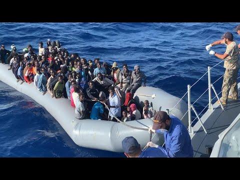 وثائقي حصري -ليبيا.. العبور إلى الجحيم-  - نشر قبل 13 ساعة