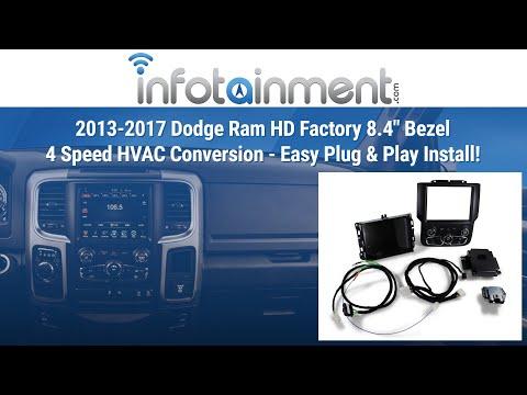 2013-2017 Dodge Ram HD Factory 8.4