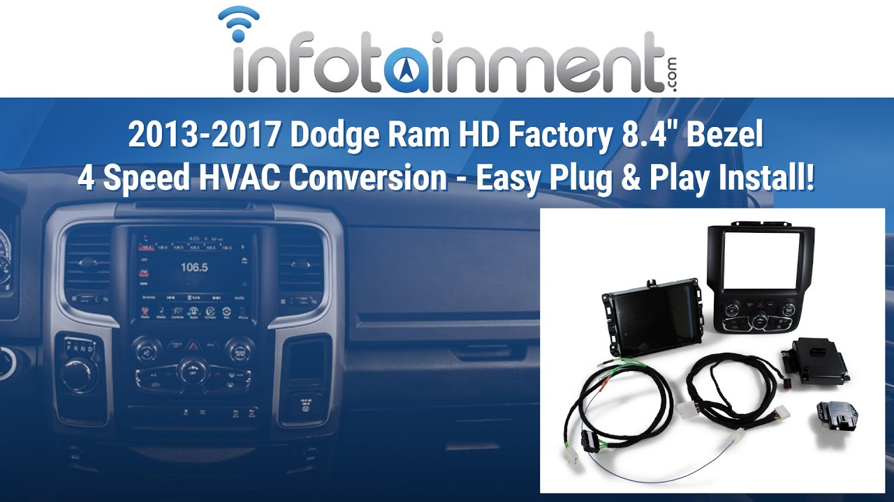 2018 dodge uconnect. wonderful 2018 20132018 dodge ram hd factory 84 and 2018 dodge uconnect