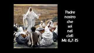 Vangelo del Giorno 24 Febbraio 2015 Padre nostro che sei nei cieli
