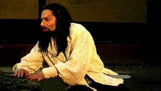Gott, wenn es Dich gibt (Ethan Freeman) Dracula in Tecklenburg.