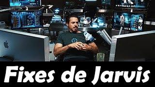 Arreglar problemas del sistema Jarvis
