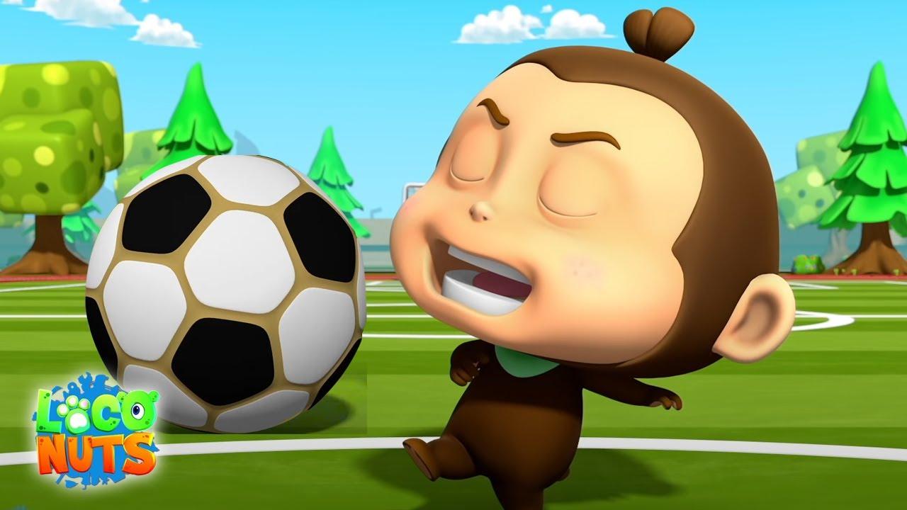 승부 차기   재미있는 애니메이션 비디오   Kids Tv Korea    Loco Nuts 만화 쇼  