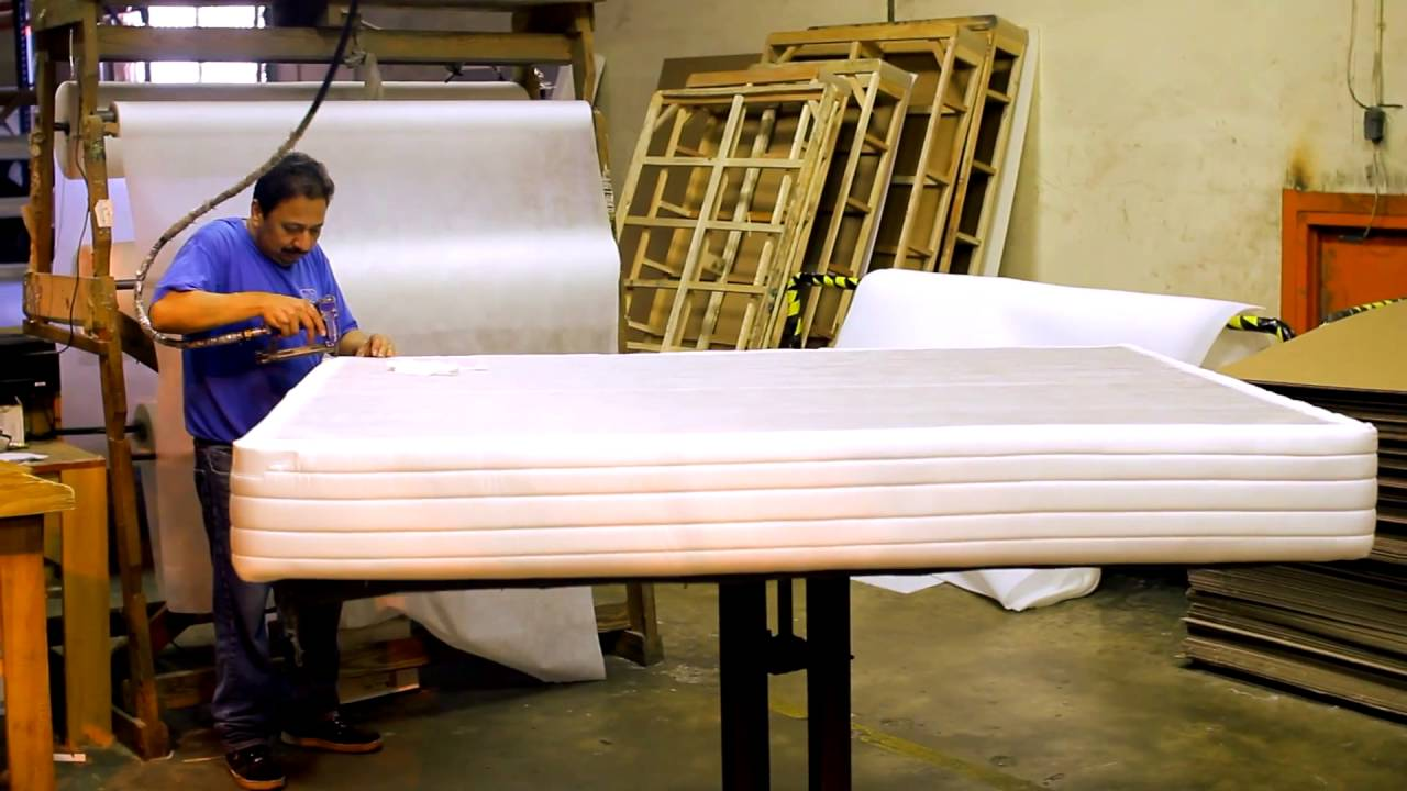 About Texas Mattress Makers - YouTube